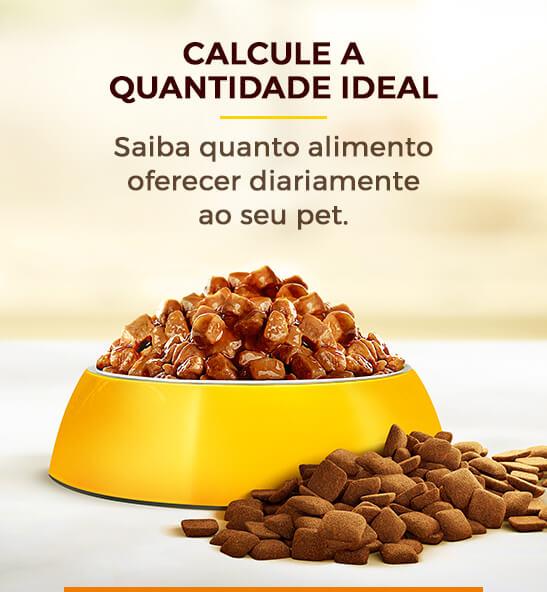 calcule a quantidade ideal