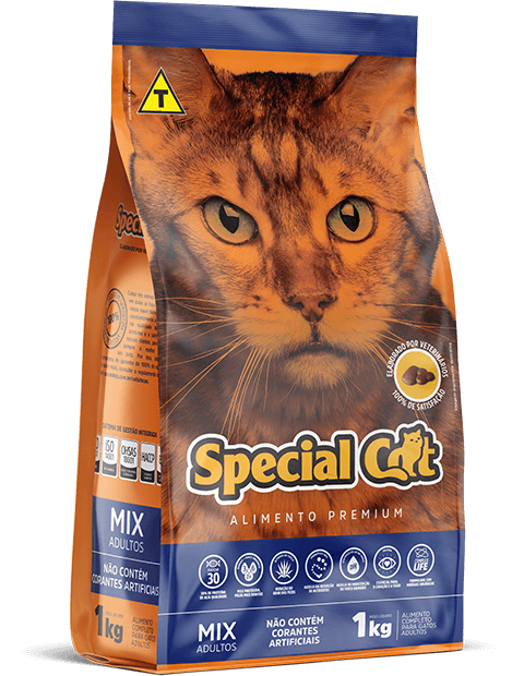 SPECIAL CAT MIX ADULTOS