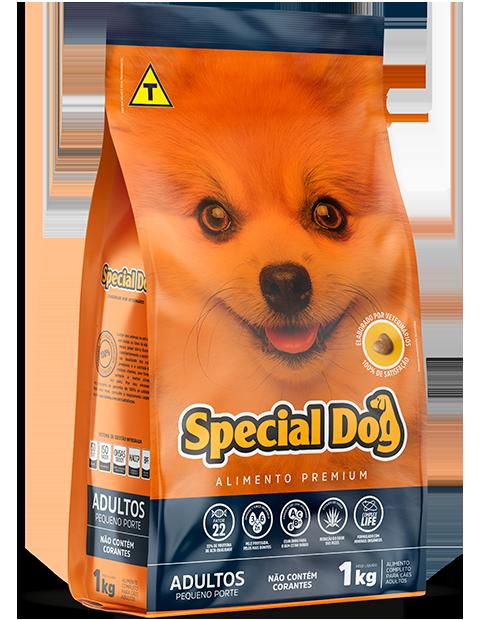 SPECIAL DOG ADULTOS PEQUENO PORTE