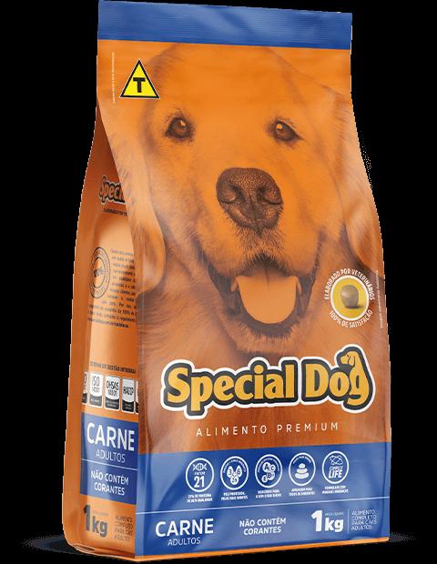 SPECIAL DOG CARNE ADULTOS