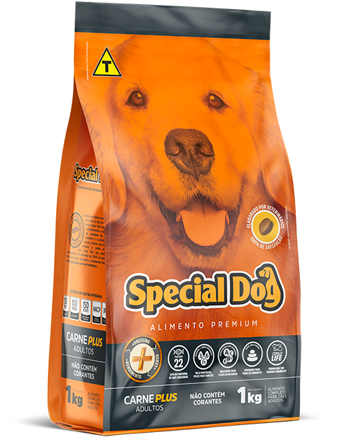 SPECIAL DOG CARNE PLUS ADULTOS