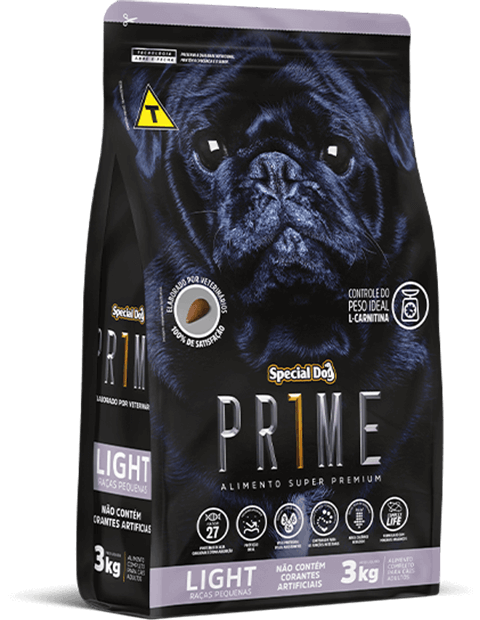 SPECIAL DOG PRIME LIGHT RAÇAS PEQUENAS