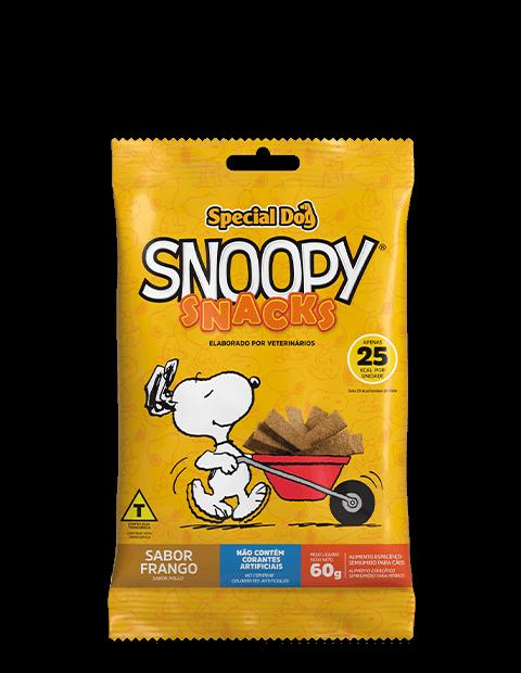 SPECIAL DOG SNOOPY SNACKS SABOR FRANGO