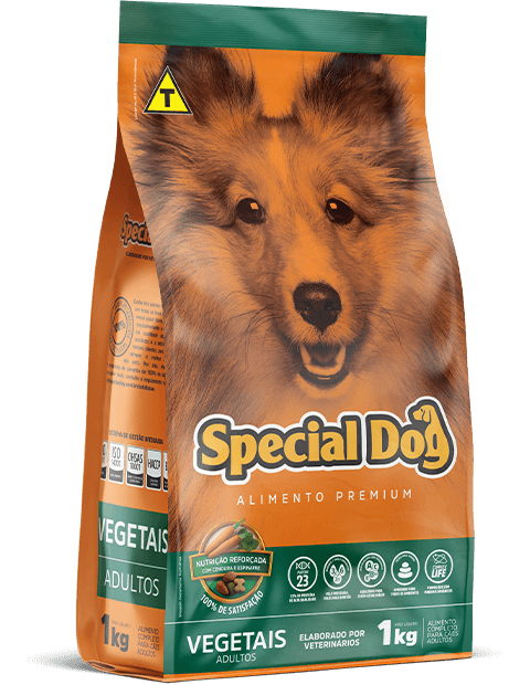 SPECIAL DOG VEGETAIS ADULTOS